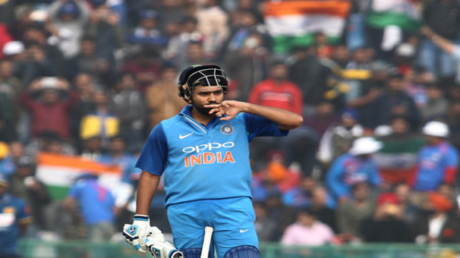 Rohit Sharma's third ODI double ton sends social media into frenzy; Twitterati want his picture on Rs 200 note