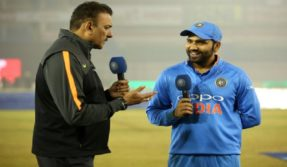Ravi Shastri asks Rohit Sharma about his most special double century; here is how he responded