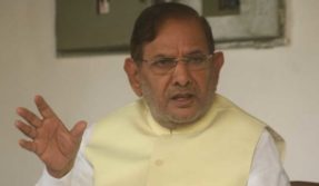 Delhi HC to hear JD-U President Sharad Yadav's disqualification plea