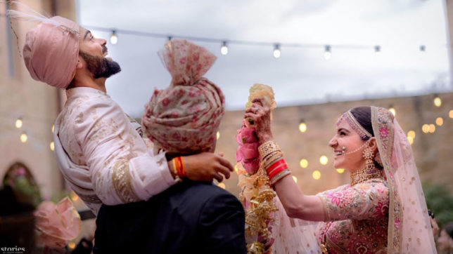 Virat Kohli-Anushka Sharma marriage: Bollywood, sports stars wish couple a happily ever after