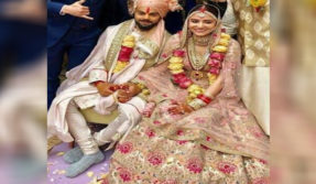 Virat Kohli committed a faux pas at wedding and fashion police will never forgive designer Sabyasachi Mukherji for this!