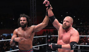 WWE Live India tour 2017: Triple H defeats Jinder Mahal, Alexa Bliss retains women's championship