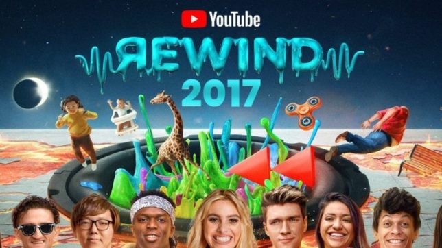 The Shape of 2017: YouTube's 2017 rewind video features top YouTubers from across the globe