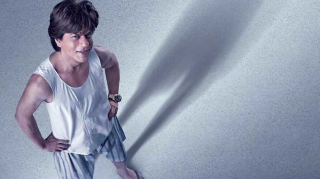 Shah Rukh Khan's Next Film with Aanand L. Rai Is Titled 'Zero'