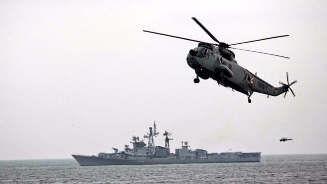 Six out of seven bodies recovered from ONGC chopper crash: Coast Guard