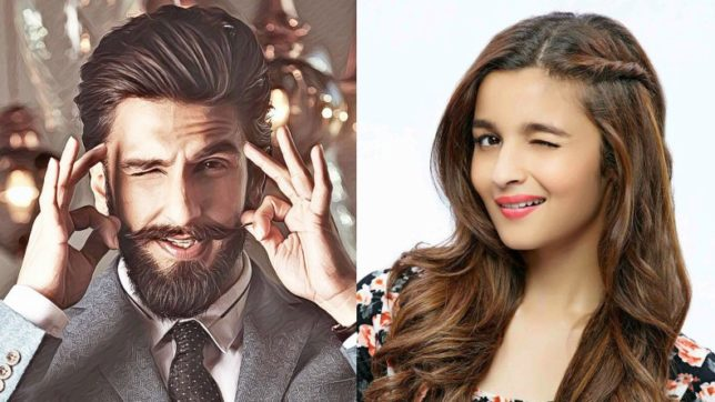 Gully Boy begins filming, Ranveer Singh, Alia Bhatt share pictures, messages