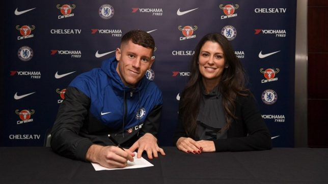 Everton's Ross Barkley set for Chelsea medical