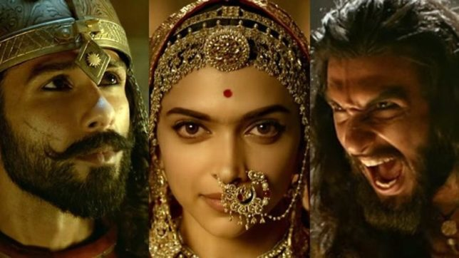 Padmaavat first Indian film to have IMAX 3D release, on Jan 25