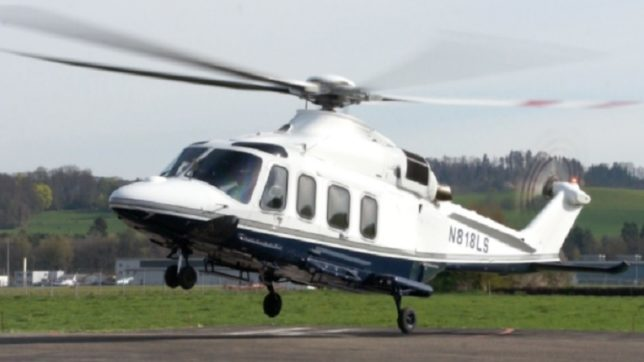 Ex-CEO cleared in Agusta deal
