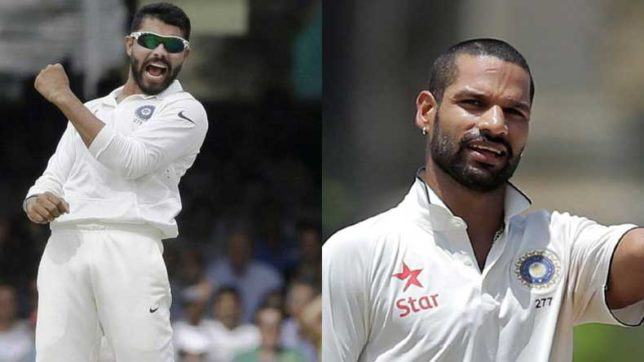 Jadeja doubtful for first SA Test