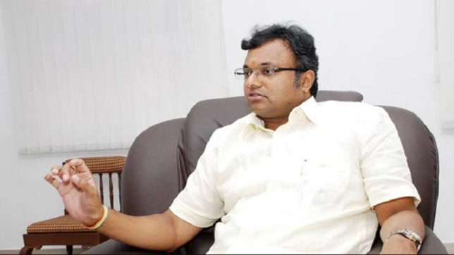ED search at Karti Chidambaram premises in Delhi, Chennai