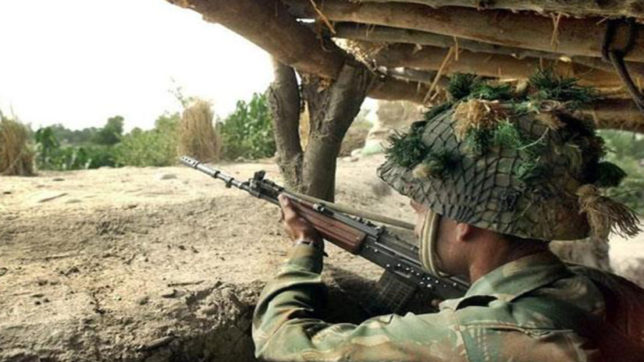 J&K: Pakistan violates ceasefire in Poonch district, Indian Army retaliates