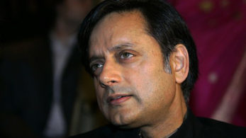 The High Court will hear Shahsi Tharoor's application on Friday.