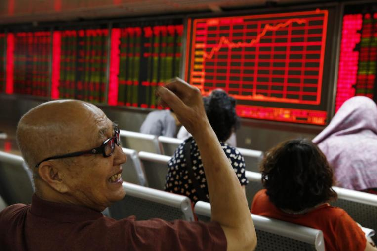 Chinese shares open lower on Friday - NewsX
