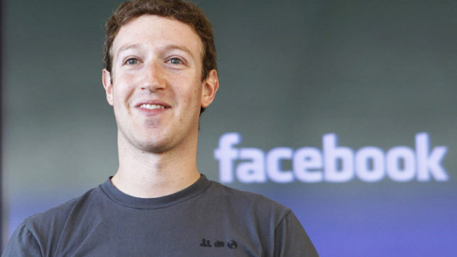 Mark Zuckerberg becomes the 5th richest person in the world