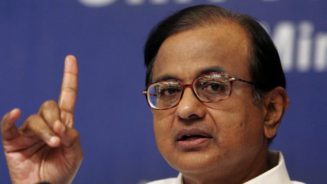Are only BJP and RSS members Indians, asks Chidambaram