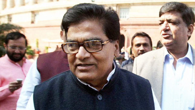 Where is 'creamy layer' among OBCs, asks Ram Gopal Yadav
