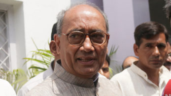 Digvijaya Singh faced flak for the party's performance in Goa Assembly elections.