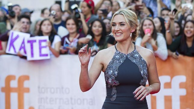 Kate Winslet was called 'blubber' during her childhood