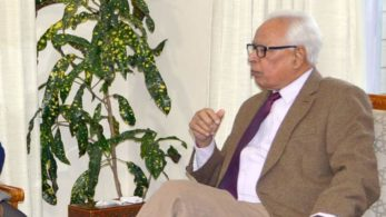 Governor Vohra can also discuss the Opposition's demand to dissolve Jammu and Kashmir Assembly during the meeting