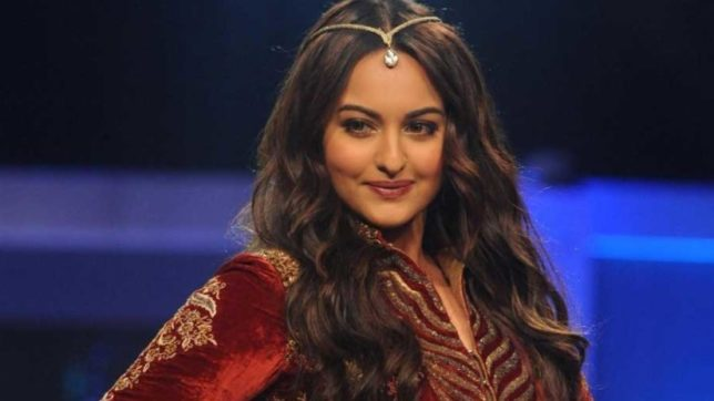 Sonakshi Sinha feels liberated to carry a film on her shoulders