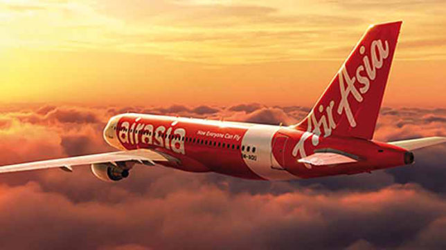 First foreign airline AirAsia lands at Srinagar airport