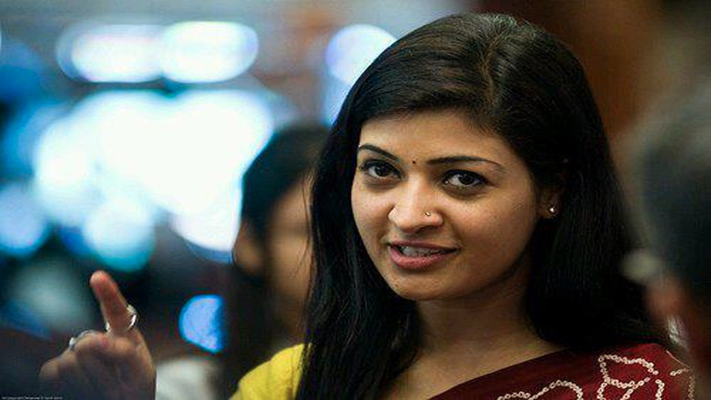 AAP removes Alka Lamba from party's official WhatsApp group for the second time, MLA threatens to quit party