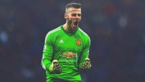 Manchester United planning to tie down super saver David De Gea on a long term deal