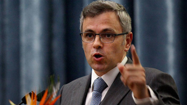 J&K: Mehbooba Mufti should resign as PDP govt has completely failed in the state, says Omar Abdullah