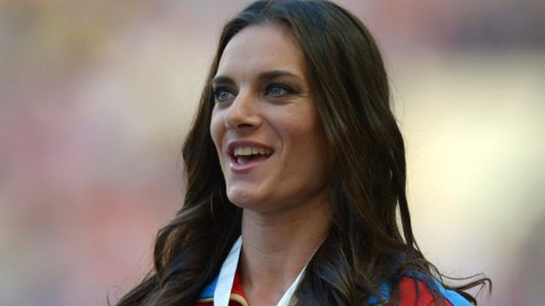 Yelena Isinbayeva to attend Confederations Cup 2017 draw ...