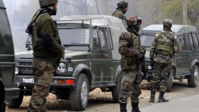 Curfew, restrictions in Kashmir to prevent violence