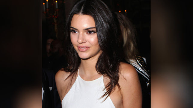 American fashion model Kendall Jenner's house robbed