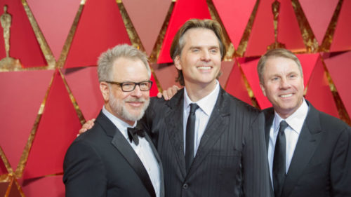 Oscars 2017: Red carpet of the 89th Academy Awards in pictures