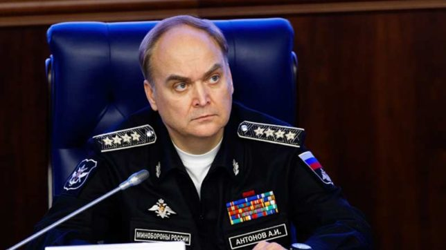 Russian Deputy Foreign Minister Anatoly Antonov likely to be envoy to US