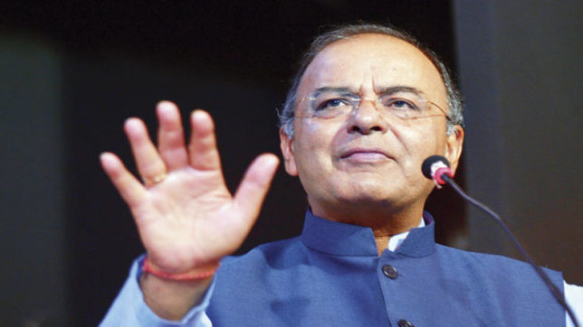 Arun Jaitley should get his facts right: Congress