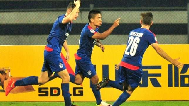 Bengaluru-FC-hold-DSK-Shivajians-in-thrilling-2-2-stalemate