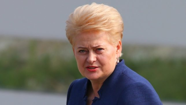 Lithuania to ratify defence deal with US: President