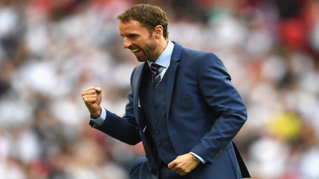 England coach Gareth Southgate urges players to improve FIFA rankings