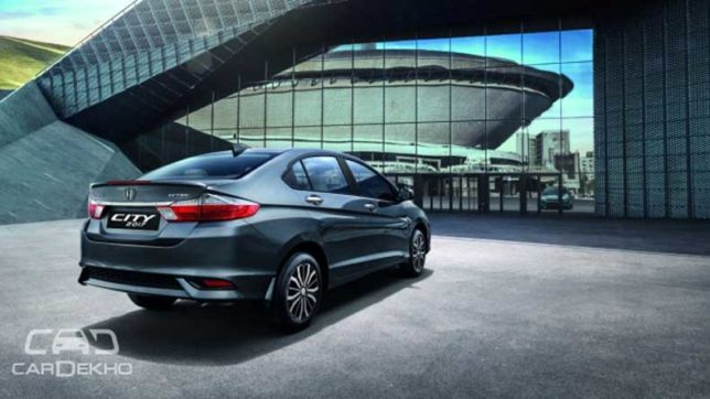 All New 2017 Honda City Facelift Launched At Rs 8.50 Lakh