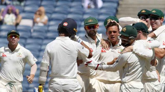 India-vs-Australia-1st-Test,-Day-2-Steve-O'Keefe-wreaks-havoc-as-India-bowled-out-for-105
