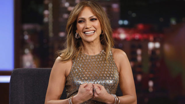 Jennifer Lopez feels 'lucky' to have twins