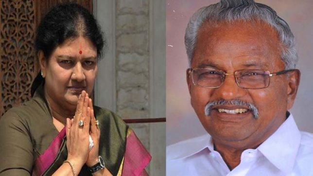 Former AIADMK MP KC Palaniswamy to file new petition against VK Sasikala