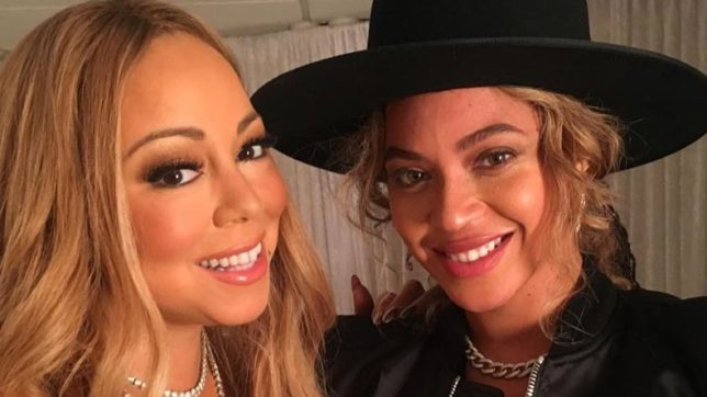 Mariah-Carey's-pregnancy-advice-to-Beyonce