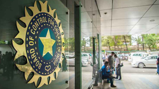 BCCI: COA announces annual men players' contracts