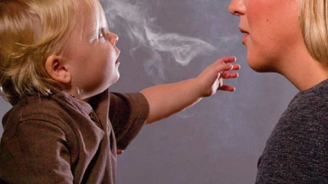 Nicotine-exposure-in-babies-may-cause-hearing-problems