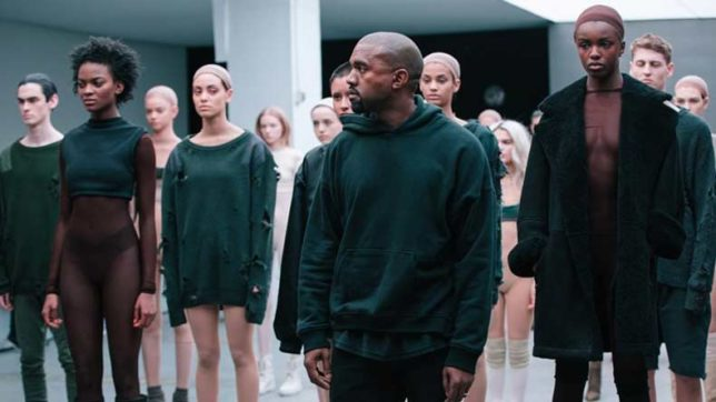 Rapper-Kanye-West-banned-models-to-use-phones-during-Yeezy-Season-5-fashion-show