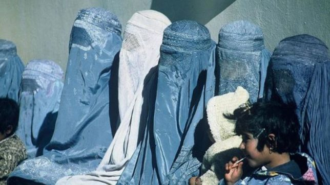 Protest in Austria over possible ban on full-face veil