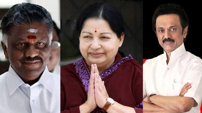 Tamil Nadu: DMK backs Panneerselvam's demand to probe 'mysterious' death of Jayalalithaa
