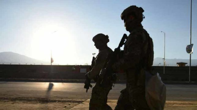 3 US soldiers wounded in Afghan insider attack