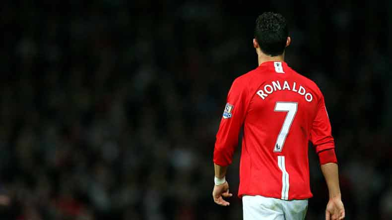 pretty nice adf8f b4fe0 Cristiano Ronaldo finally reveals why he wore the No. 7 ...